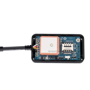Водонепроницаемый мини-автомобильный автомобильный GPS Tracker с датчиком топлива T108