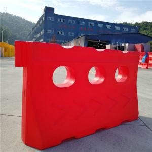 Água de plástico resistente rotacional fortes barreiras isolados barreiras de segurança rodoviária