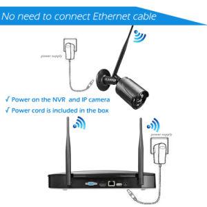 960p беспроводная камера видеорегистратора комплекты сетевая камера WiFi IP зум
