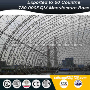 Gebouwen van het Metaal van het Staal van de Norm van ISO de Europese Hoofd
