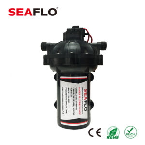 Seaflo 12V 5.3gpm 60psi Mikrowasser-Pumpe