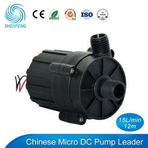 De Centrifugaalgelijkstroom 12V 24V Pomp van het hete Water met Laag Voltage