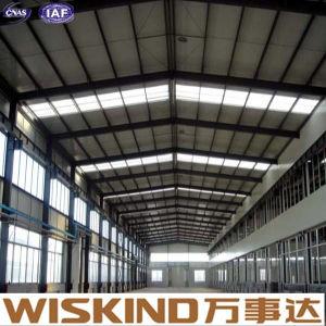 Nave industrial almacenes prefabricados los planes de la estructura de acero