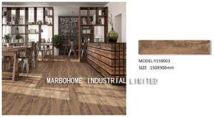 De houten Tegel van de Vloer van het Porselein Ceramische voor Bouwmateriaal 150*900mm van de Vloer