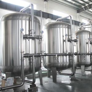 L'eau potable par osmose inverse de la rivière de la machine de l'eau RO/l'eau souterraine et de purification de l'eau du robinet de purifier le système de nettoyage Machine Usine de traitement de l'eau potable