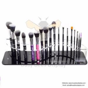 6ad41e459 Organizador de cosméticos de acrílico transparente, metacrilato cuadro Cajón  del maquillaje, maquillaje de acrílico de 6 Cajones Expositor