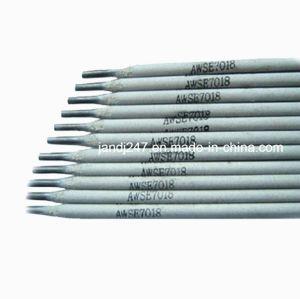 De Elektrode van het Lassen van de Staaf van het Lassen van de Verbruiksgoederen E7018 van het lassen voor Lasser
