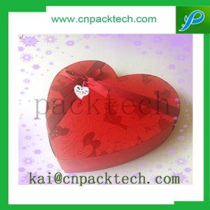 Custom Shaped Star Boîte Cadeau Chocolat bonbon de couleur avec une haute qualité