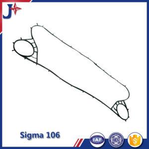 Sigma API114/Sigma106 NBR/EPDM/FPM Intercambiador de calor Placa y la junta