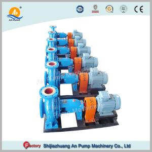 Fabbrica acida della pompa centrifuga di trasferimento dell'acciaio inossidabile delle parti della plastica