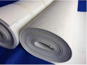 Tapete de transporte pneumático para a fábrica de cimento Slide Ar Ar Cimento de lona de poliéster de tecido de malha de slides