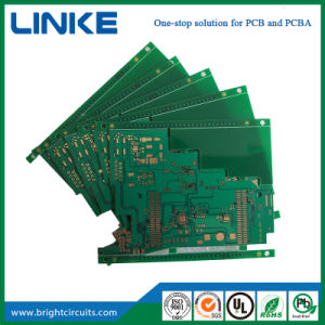 A placa de circuito eletrônico personalizado RoHS unilateral PCB com Certificado UL