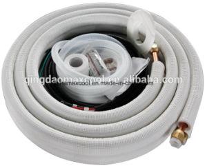El tubo de cobre aislado Tubo de cobre para el Kit de instalación de aire acondicionado