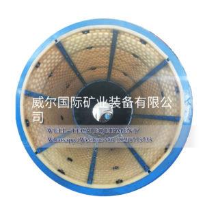 200tph 찰흙 금 회전하는 수세미 세척 검열 플랜트