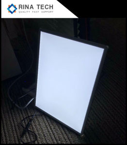 Placa de guía de luz LED de proveedores Panel acrílico