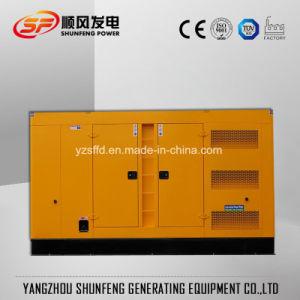 Gruppo elettrogeno diesel silenzioso insonorizzato di energia elettrica di 375kVA Deutz