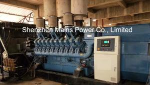 2750Ква Основная мощность Германии Mtu генератор дизельного двигателя