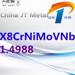 X8crnimovnb 1.4988 de Staaf van de Pijp van de Plaat van het Roestvrij staal, de Leverancier van China