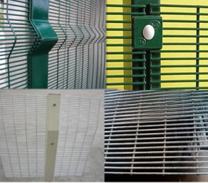 工場価格358の溶接された金網のパネル