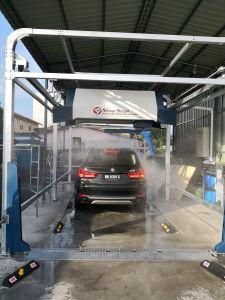 Ce Approvered completamente automática Máquina de lavado de automóviles en el S9
