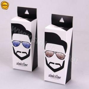 Contenitore alla moda su ordinazione di occhiali da sole di disegno della fabbrica di Sinicline Cina