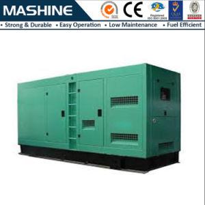 50Гц 1500 об/мин 415 V 140 ква бесшумный дизельный генератор для продажи