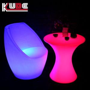 LLDPE PET LED Garten-Beleuchtung-Hotel-Möbel-Stab-Stühle