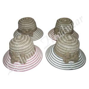 夏の方法女性バケツの帽子