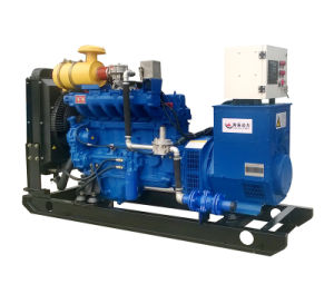 China Supplier 250kVA Gas Generator Set silent Type for Home