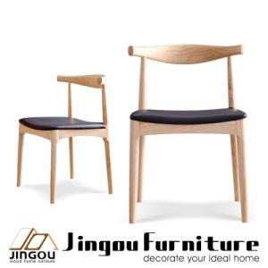 Casa de madera muebles de madera moderno restaurante sillas para Comedor