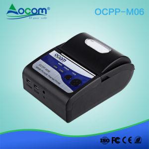 58mm POS Impresora térmica portátil Bluetooth