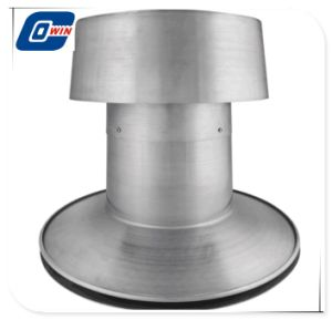 Angeschaltener Dachboden-Ventilator-angeschaltener Dachboden-Solarsolarentlüfter