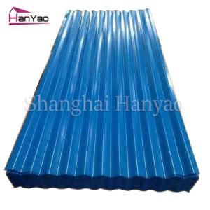 De acero de alta calidad en color teja para materiales de construcción
