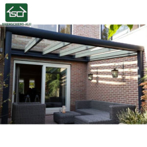 Techos de aluminio para las cubiertas de patio jard n porche terraza porche tragaluz - Techos de aluminio para patios ...