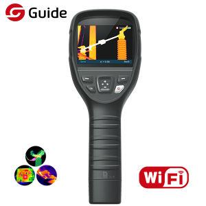 Руководство пользователя B256V инфракрасного теплового изображения с камеры 3,5 выделите ЖК-дисплей, 320 № 240, IR резолюции 256 № 192, фиксированный фокус, 17μ M