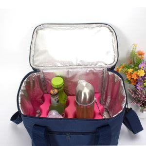 Refroidisseur d'Oxford Sac étanche l'isolement d'isolation thermique Paquet repas déjeuner pique-nique sac sac à bandoulière épaissie Ice Pack