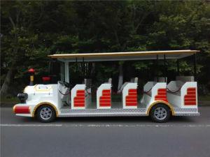 Homologação CE City Sightseeing Multi-Passenger treinar