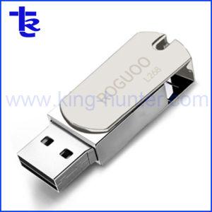 ほとんどの普及した金属USBのフラッシュ駆動機構のディスク