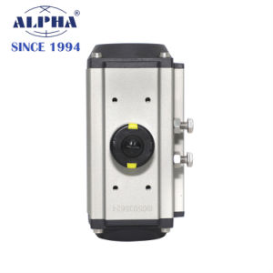 Ce// SGS ISO9001 de la serie C Alpha RT075srk10 Actuador neumático Butterfly