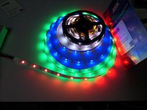 DC5V107HD Pixel Chip LED RGB S 5050 30 LED/M/60LED/M/72LED/M/144 LED/M Taxa Refersh 26kHz taxa de transmissão: 30MHz
