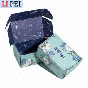 La vente directe d'usine cadeau personnalisé gâteau à l'emballage carton de papier
