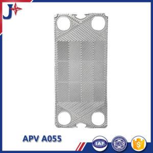 Ss304/Ss316L로 격판덮개 열교환기를 위한 Apv A055 격판덮개를 중국제 교환하십시오