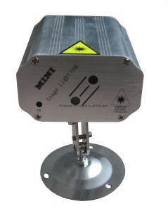 最も新しいデザイン広い範囲12パターンリモート・コントロールの小型多機能のディスコの段階のレーザー光線