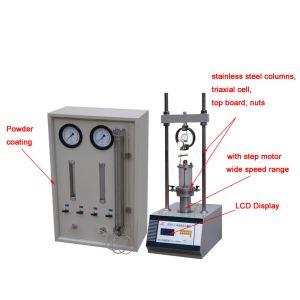 [ستسز-1ق] [10ن] تربة [ليغت-دوتي] ثلاثيّ محاور إختبار آلة/جهاز