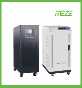 Meze de Alimentación SAI SAI-DC de Batería del Sistema UPS en Línea