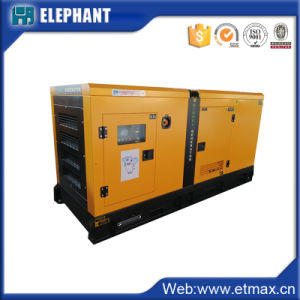 150kVA電気プラント溶接機の無声ディーゼル発電機