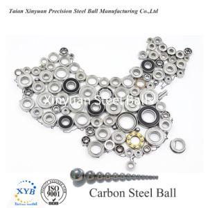 Formati sfere dell'acciaio inossidabile di precisione di 6.35mm - di 1.588mm per i ricambi auto con il certificato di iso
