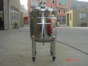 ミルク、移動式貯蔵タンクのためのSsの容器