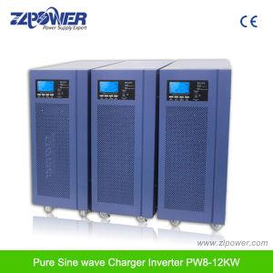 CC dell'invertitore di potere di 8000W 10000W 12000W all'invertitore puro dell'invertitore dell'onda di seno dell'invertitore di CA