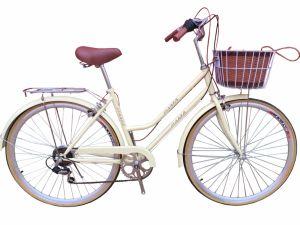 27 de Dama bicicleta